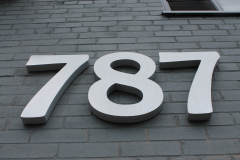 Cast-brushed-aluminium-3D-letters-787