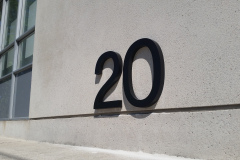 Custom-cast-aluminium-numbers-painted-black-20