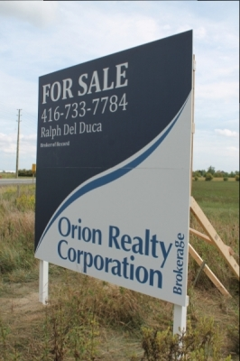 Orion Realty Corporation crezon billboard