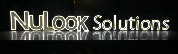 Fabricated-free-standing-metal-letters-LED-illuminated-with-vinyl-graphics-NULOOK