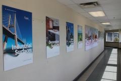 Arclin acrylic signs