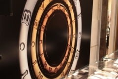 Wall graphics Bvlgari