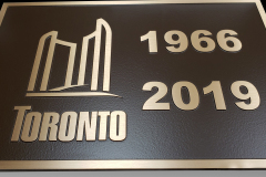 City-of-Toronto-raised-copy-bronze-plaque
