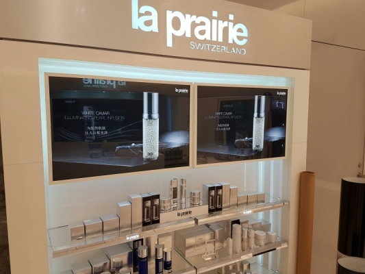 Custom LED sign boxes La Prairie