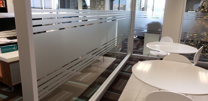 Frosted-vinyl-lines-pattern-for-office-MGA