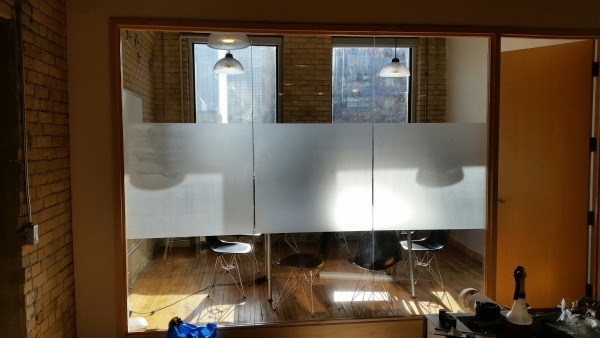 King street project frosted