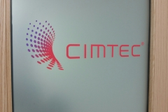 Cimtec window graphics